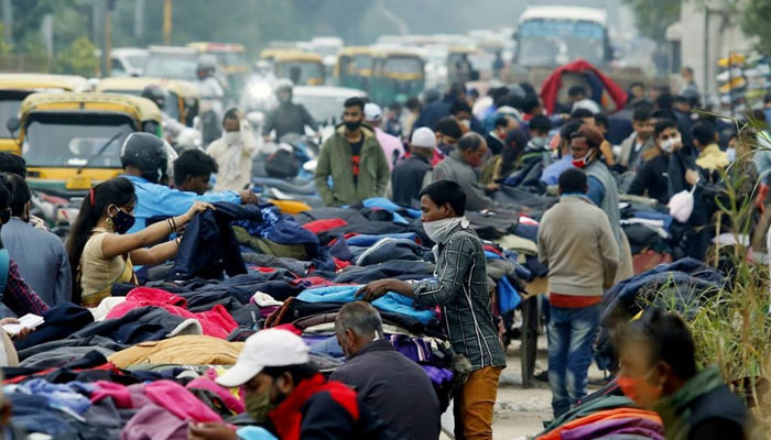 Delhi Lockdown Markets That Turn Hotspots