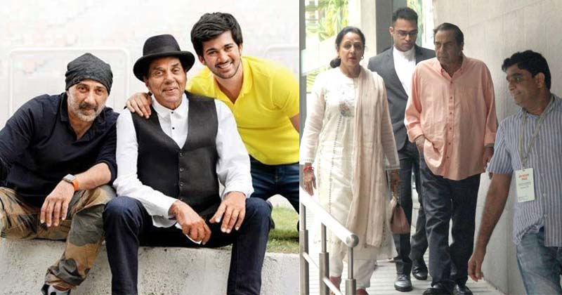 Deol Family Together For Apne 2 UpComing