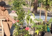 Dharmendra Friend Gifts Him Plants