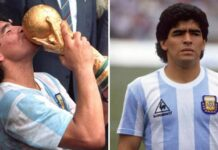 Diego Maradona Died At The Age Of 60