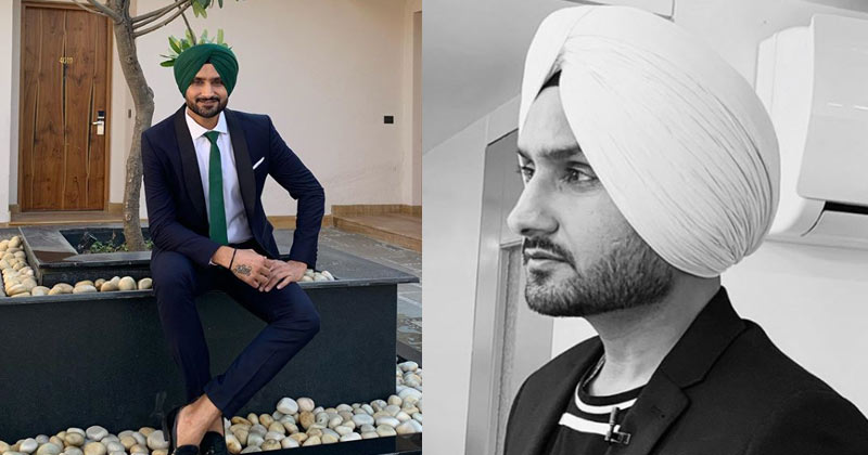 Harbhajan Singh Angry Post On Social Media