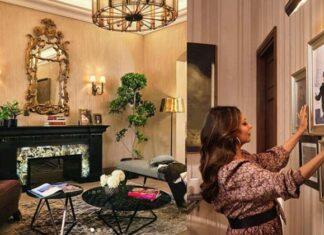 Inside Gauri And Shah Rukh Khan's Delhi Home