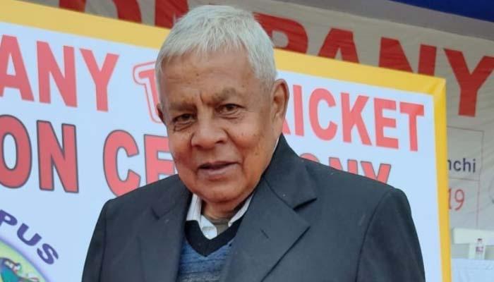 Mahendra Singh Dhoni Mentor Deval Sahay