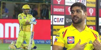 Mahendra Singh Dhoni Says Its Time To Hand Over
