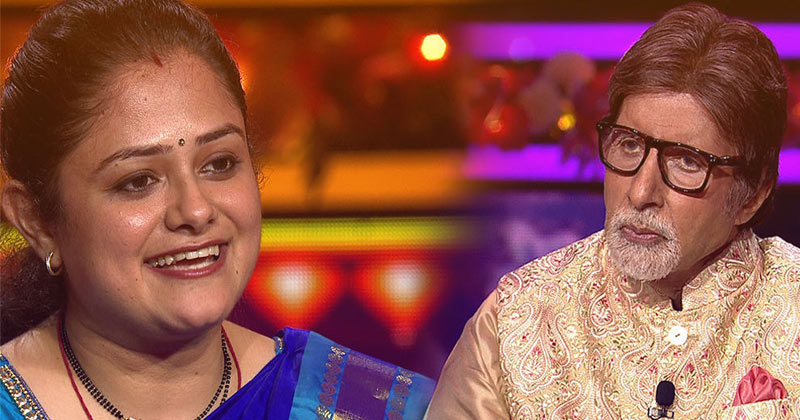 Mohita Sharma Become The Second Crorepati Of KBC 12 Season