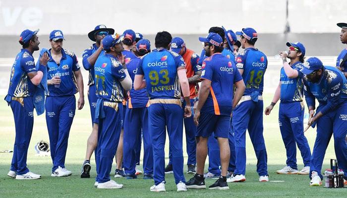 Mumbai Indians Cricketer Suryakumar Yadav