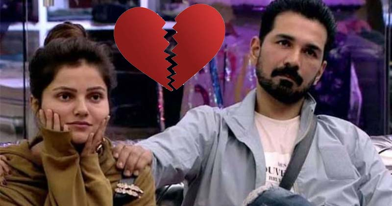 Rubina Dilaik And Abhinav Shukla Were Going To Take Divorce