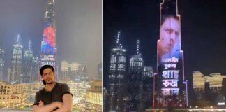 Shah Rukh Khan Birthday Special Viral Video