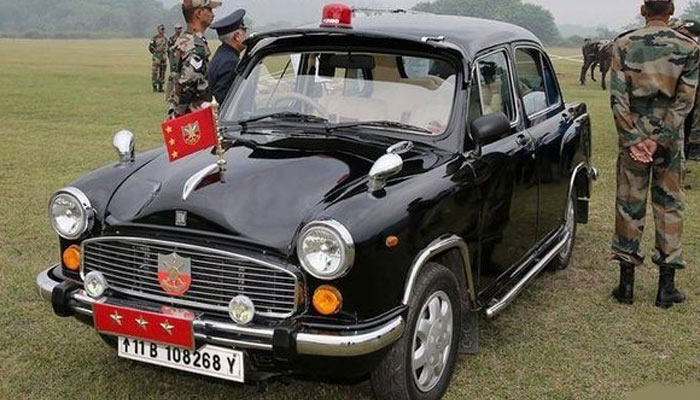 Star Symbol Military Car In India- Vehicle Number Plate