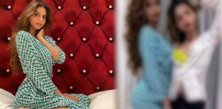 Suhana Khan Shared Photo With Alia Chhiba