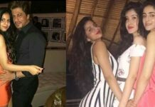 Suhana Khan Wishes Shah Rukh Khan And Shanaya Kapoor Birthday