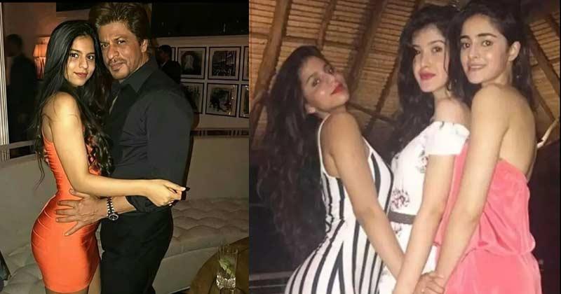 Suhana Khan Wishes Shah Rukh Khan And Shanaya Kapoor Birthday