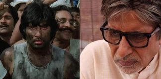 When Amitabh Bachchan Used To Work In Coal Mine