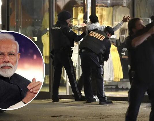 PM Narendra Modi On Vienna Terror Attack