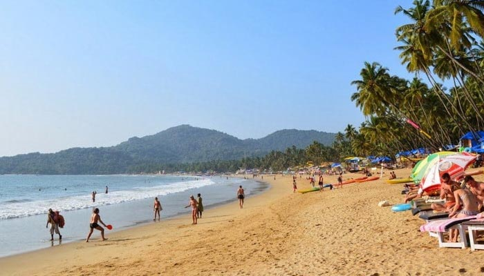 Agonda- Cleanest Beaches