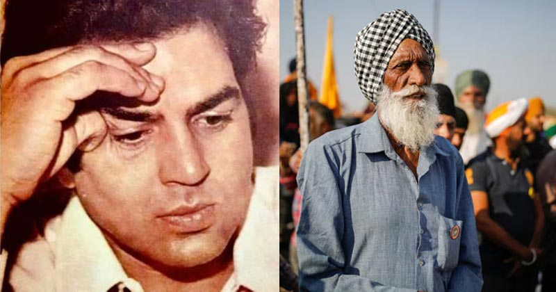 Agriculture Law Bollywood Actor Dharmendra Tweet