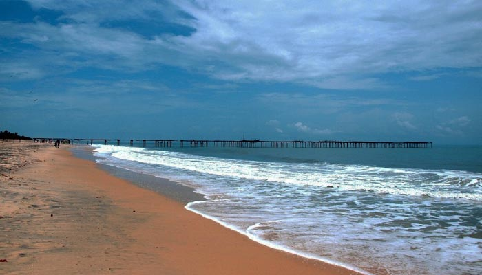 Alleppey Beach- Cleanest Beaches