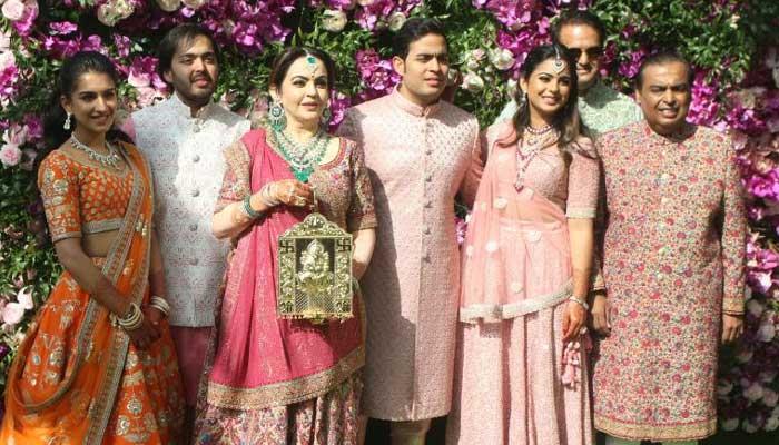 Ambani Family - Richest Families In India