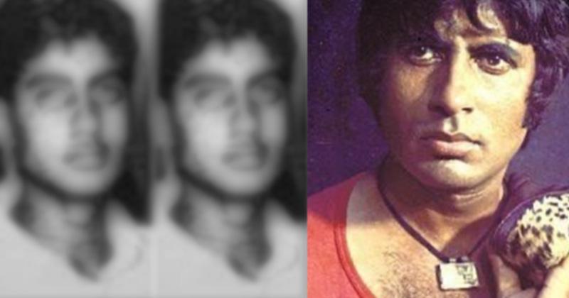 Amitabh Bachchan Share Throwback Photo