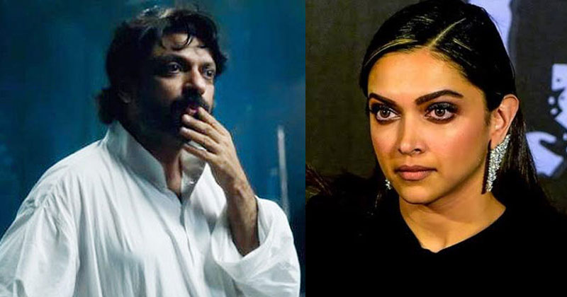 Deepika Padukone Share Photo With Sanjay Leela Bhansali