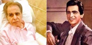 Dilip Kumar Is Not Too Well Immunity