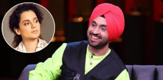 Diljit Dosanjh Hits Back After Kangana Ranauts