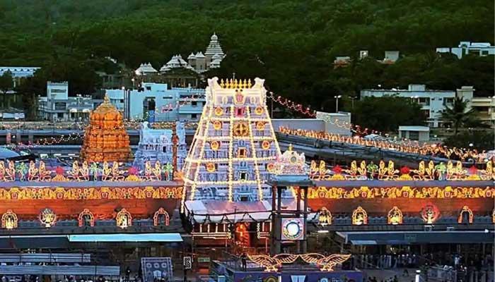 Facts About Tirupati Balaji Mandir