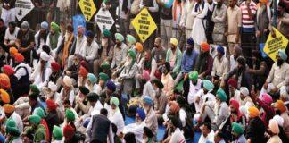 Farmer Says We Will Gherao Parliament