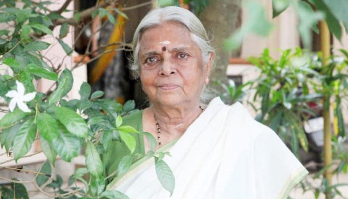 Indian Poet Sugathakumari