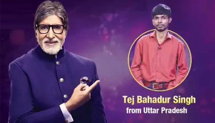 KBC 12 Contestant Tej Bahadur Singh