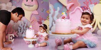Kapil Sharma Celebrates Daughter Anayra Birthday