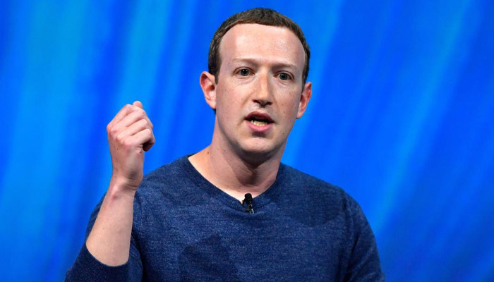 Mark Zuckerberg With Mukesh Ambani