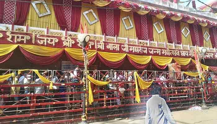 Mehandipur Balaji Temple In Dausa
