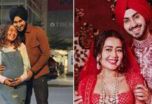 Neha Kakkar And Rohanpreet Singh