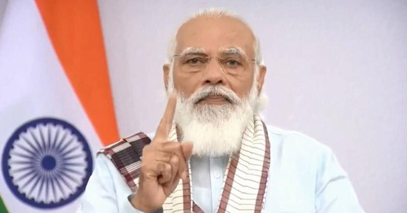 PM Narendra Modi Agra Metro Rail Project