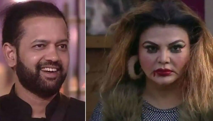 Rahul Mahajan Revealed Childhood About Rakhi Sawant