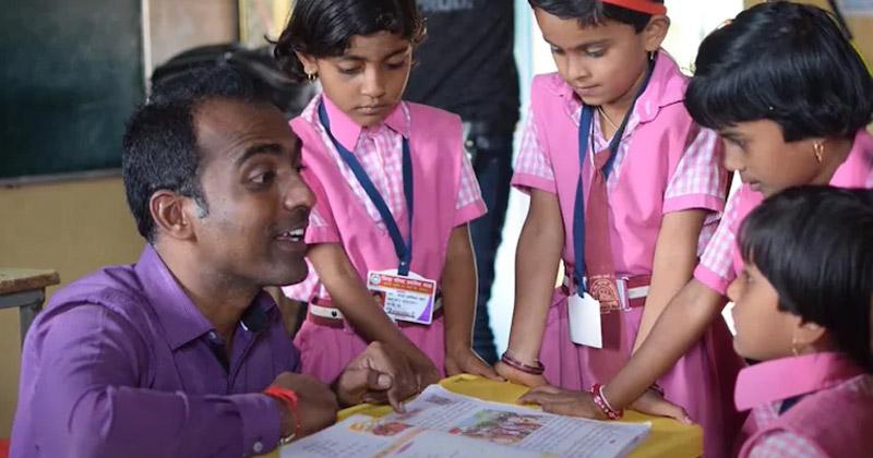 Ranjitsinh Disale Wins Global Teacher Prize