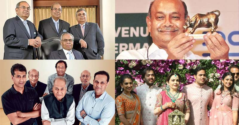 Richest Families In India