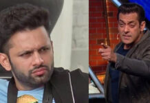 Salman Khan Angry On Rahul Vaidya Says Please Leave The Show