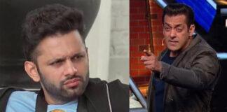 Salman Khan Angry On Rahul Vaidya Says Please Leave The Show