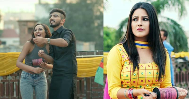 Shehnaaz Kaur Gill Song Majhe Di Jatti Trending On Youtube