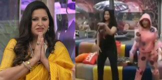 Sonali Phogat Dance On Thodi Si To Lift Kara De