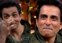 Sonu Sood Helps Handicapped Person