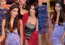 Suhana Khan Share Picture With Friends