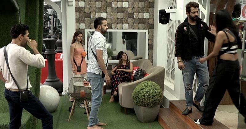 bigg boss 14, Jasmine Bhasin, Ajaj Khan, Pavita Punia