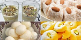 10 Sweets From Indore