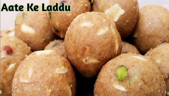 Aate ke laddu - Lohri Recipes