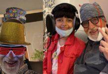 Amitabh Bachchan Celebrated New Year