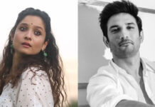 Ankita Lokhande shares tribute video on sushant singh rajput