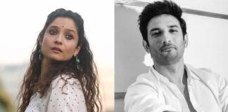 Ankita Lokhande shares tribute video on sushant singh rajput